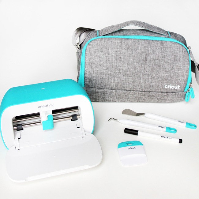 Cricut Joy with Carry Case and Tools